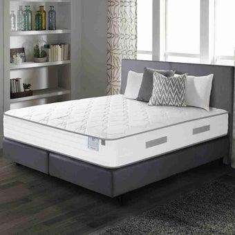 ที่นอน ที่นอนสปริง สีสีขาว-SB Design Square