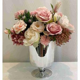 8@NINE ดอกไม้ปลอม/EN13-001/สีชมพู
