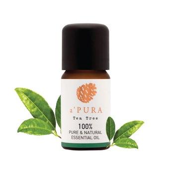 a'PURA น้ำมันหอมระเหย100% กลิ่น ทีทรี ออยล์ -A'PURA