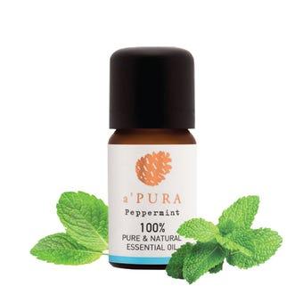 a'PURA น้ำมันหอมระเหย100% กลิ่น เปบเปอร์มิ้นท์ -A'PURA