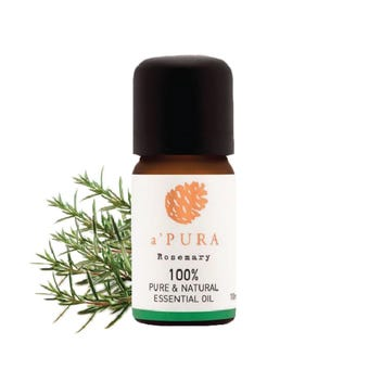 a'PURA น้ำมันหอมระเหย100% กลิ่น โรสแมรี่ ออแกนิก -A'PURA