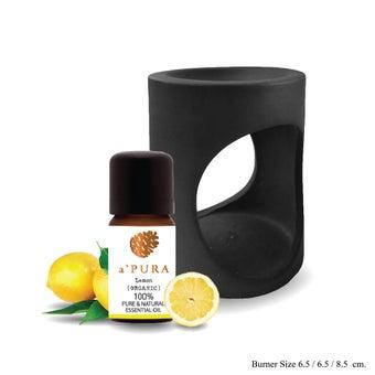 a ฟุตPURA น้ำมันหอมระเหย100% กลิ่นมะนาวเหลือง (ORGANIC GRADE )7
