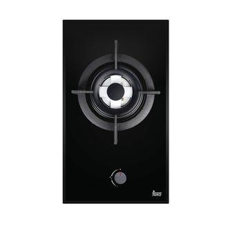 เตาแก๊ส TEKA รุ่น GK LUX 30.1 1G AI AL TR  กระจกดำ