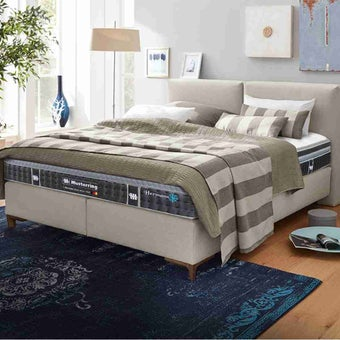 ที่นอน ที่นอนพ็อคเกตสปริง+เมมโมรี่โฟม สีสีขาว-SB Design Square