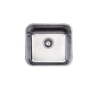 อ่างล้างจาน 1 หลุม TEKA รุ่น BE 45.40.20  แถมฟรี ก๊อกน้ำเย็น-00