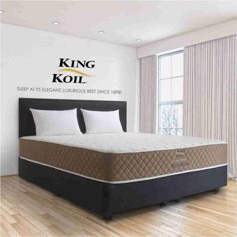 ที่นอน ที่นอนพ็อคเกตสปริง+โฟมสังเคราะห์ สีสีน้ำตาล-SB Design Square