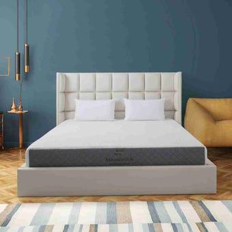 ที่นอน ที่นอนยางพารา สีสีดำ-SB Design Square