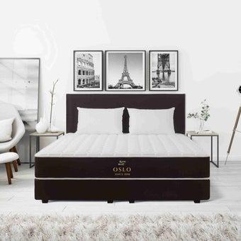 ที่นอน ที่นอนพ็อคเกตสปริง+โฟมสังเคราะห์ สีสีดำ-SB Design Square