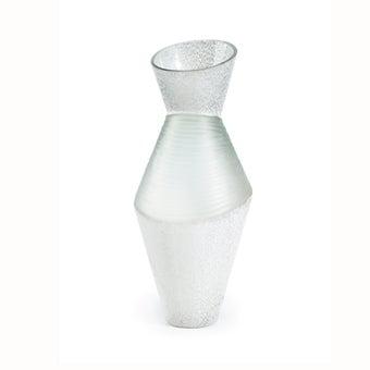 Ralph Living แจกัน รุ่น RL3 Grey Frosted Vase