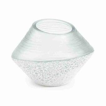 Ralph Living แจกัน รุ่น RL4 Grey Frosted Vase-C