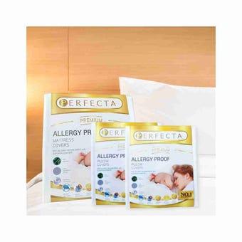 ชุดผ้าปูที่นอนกันไรฝุ่น Perfecta : SB Design Square