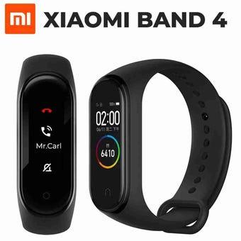 Mi Smart Band 4 สมาร์ทวอชนาฬิกาข้อมืออัจฉริยะ/สีดำ