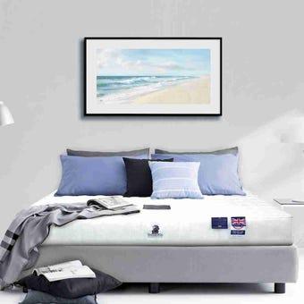 ที่นอนยางพารา ที่นอน ฟูก สีขาว Dunlopillo : SB Desing Square
