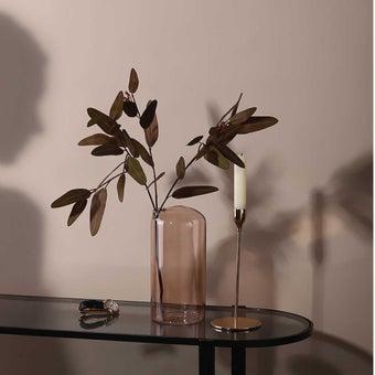 แจกัน Noonmoou Chimney vase Cherry