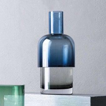 แจกัน Noonmoou UDS vase Grey-Blue