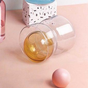 แจกัน Noonmoou Bubble vase Cear-Yellow(S)
