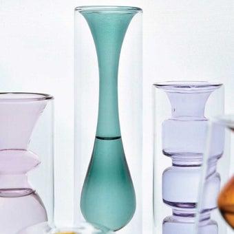 แจกัน Noonmoou Canyon vase Mint