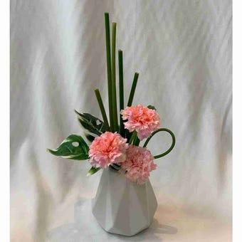 8@NINE ดอกไม้ปลอม/EN4 902/CW-s/สีชมพู