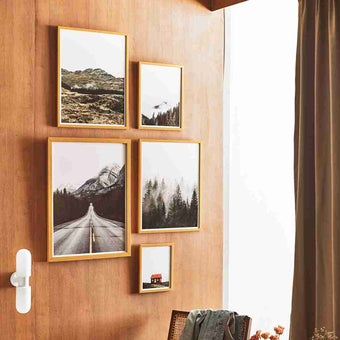 กรอบรูปและภาพแขวน กรอบรูป-SB Design Square