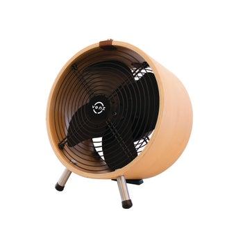 พัดลม VENZ รุ่น 0FWS06 WOOD STAND/Fan WF-12/Beech-07