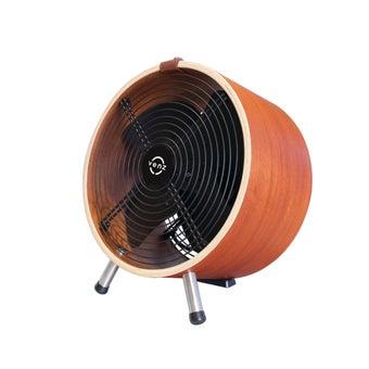 พัดลม VENZ รุ่น 0FWS08 WOOD STAND/Fan WF-12/Mahogany-00