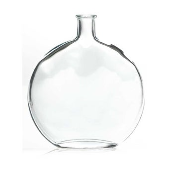 OP.UN Glass Vase GV0004 สีใส1