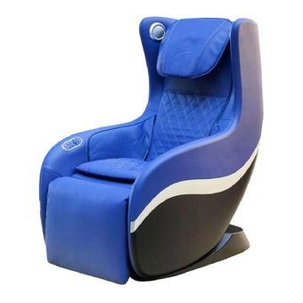 สินค้าเพื่อสุขภาพ เก้าอี้นวดไฟฟ้า สีสีฟ้า-SB Design Square