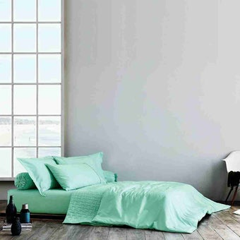 LOTUS ผ้าปูที่นอน รุ่น Plantone  1 ชิ้น ขนาด 6ฟุต  LCT-PT-10-01