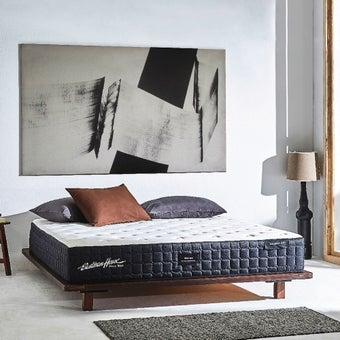 Eastmanhouse ที่นอน รุ่น EXCELLENT 540 ขนาด 6 ฟุต จำนวน 1 หลัง  แถมหมอนหนุนใยสังเคราะห์ 2 ใบ-00