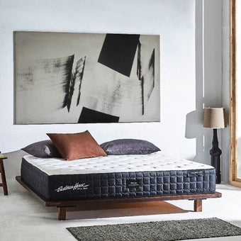 Eastmanhouse ที่นอน รุ่น EXCELLENT 540 ขนาด 5 ฟุต จำนวน 1 หลัง  แถมหมอนหนุนใยสังเคราะห์ 2 ใบ-00