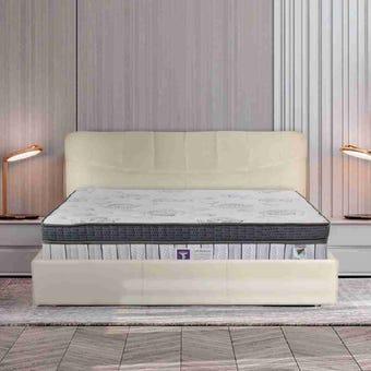 ที่นอน LADY AMERICANA รุ่น PLATINUM ขนาด 3.5 ฟุต แถมฟรี ชุดเครื่องนอนและผลิตภัณฑ์บรรจุใย 7 ชิ้น