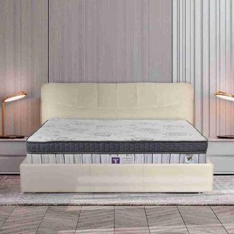 ที่นอน LADY AMERICANA รุ่น PLATINUM  ขนาด 6 ฟุต แถมฟรี ชุดเครื่องนอนและผลิตภัณฑ์บรรจุใย 11 ชิ้น