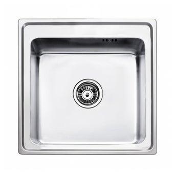 อ่างล้างจาน TEKA รุ่น NOVA 1B แถมฟรีก็อกน้ำเย็น