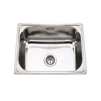 อ่างล้างจาน TEKA รุ่น JUMBO 1B ฟรีก็อกน้ำเย็น