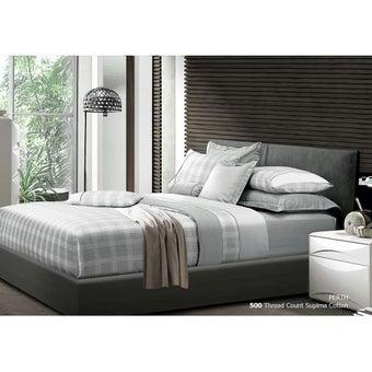 ชุดเครื่องนอน santas ผ้าปูที่นอน : SB Design Square