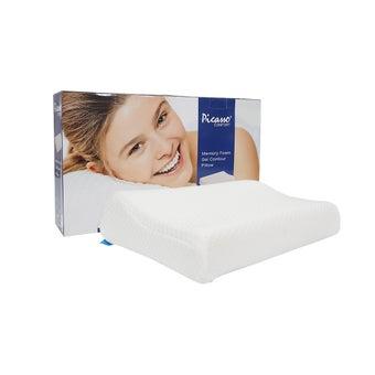 Picasso Comfort หมอนหนุน รุ่น Memory Foam Contour Gel Pillow4
