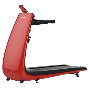 ลู่วิ่งออกกำลังกาย Amaxs รุ่น TREADMILL AT50 สีแดง