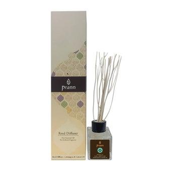 Prann RF-Lemongrass&Lemon Oil-Reed Diffuser Mini-40 ml01