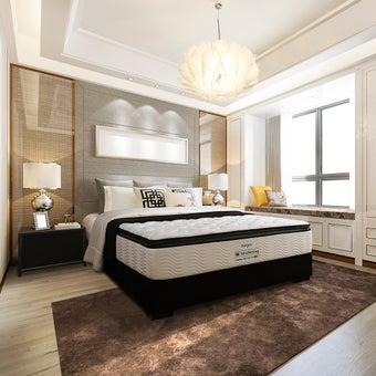 ที่นอน Musterring รุ่น Steigen ขนาด 5 ฟุต แถมฟรี Pure Latex Micro Spring Pillow 2 ใบ01
