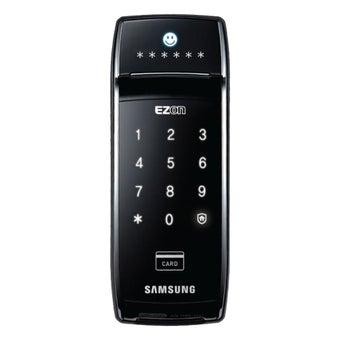 กลอนประตูดิจิตอล SAMSUNG รุ่น SHS-2320 (Sub-lock) สีดำ1