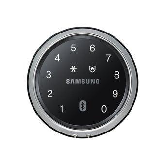 กลอนประตูดิจิตอล SAMSUNG รุ่น SHS-DS705 (Sub - lock) สีดำ1