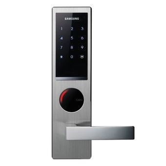กลอนประตูดิจิตอล SAMSUNG รุ่น SHS-H635 (Main-lock) สีดำ1