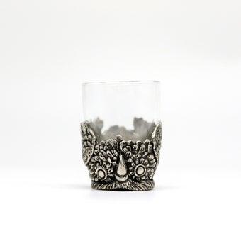 Storehaus แก้วตกแต่งรูปนกฮูก รุ่นTA0003 สีใส1