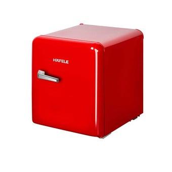 HAFELE ตู้เย็นมินิบาร์ 495.06.696 แดง สีแดง01