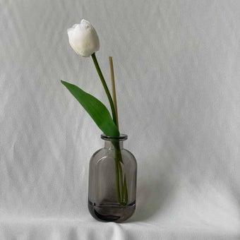 8@NINE ดอกไม้ปลอม/21305-A/สีขาว