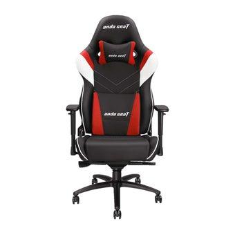 Anda Seat Assassin King Gaming Chair (Black/White/Red) เก้าอี้เล่นเกมส์ เก้าอี้ทำงาน เก้าอี้เพื่อสุขภาพ สีแดง  91x73x39cm1