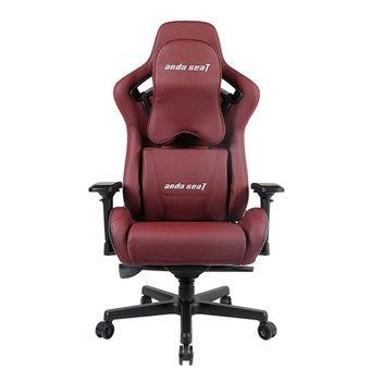 Anda Seat Kaiser Series Premium Gaming Chair  (Red Maroon) สีแดง เก้าอี้เล่นเกมส์  ขนาด 95 x 73 x 43 cm1
