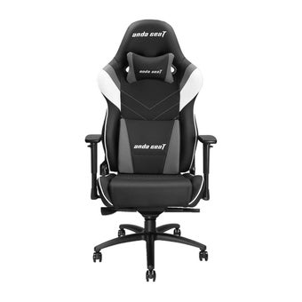 Anda Seat Assassin King Gaming Chair เก้าอี้เล่นเกมส์ เก้าอี้ทำงาน เก้าอี้เพื่อสุขภาพ สีเทา ขนาด 91x73x39cm1