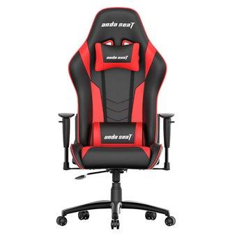 Anda Seat Axe E-Series High Back Gaming Chair Red เก้าอี้เล่นเกมส์ อันดาซีท สีแดง ขนาด 93 x 68 x 32 cm1