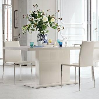 โต๊ะอาหาร รุ่น Jocasta & เก้าอี้ รุ่น Yinta-02